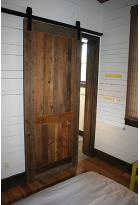 Recycled Wooden Sliding Doors