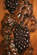 Wood Door Carved Panels
