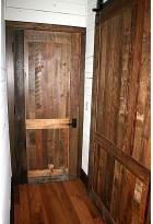 Use Recycled Material for Doors