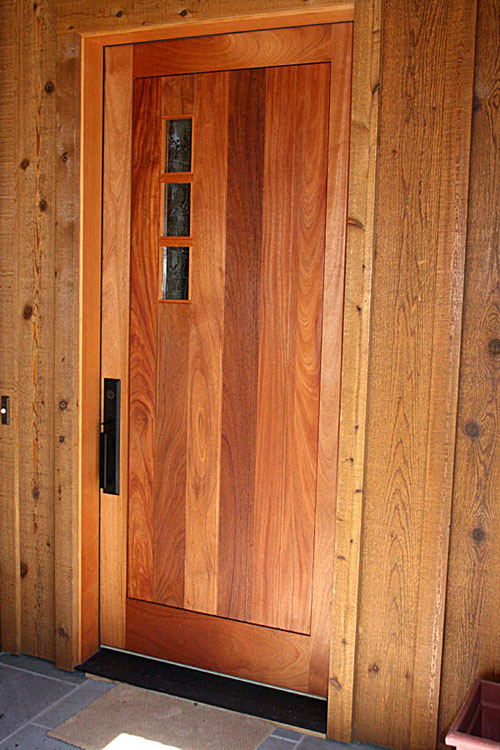 Contemporary style doors - Contemporary style homes doors ...