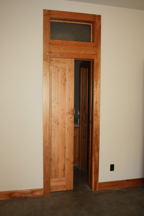 Wooden Tall Doors